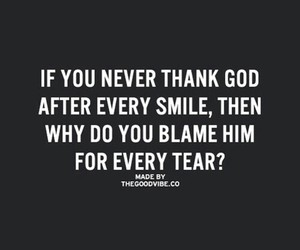 quote, blame, and god image