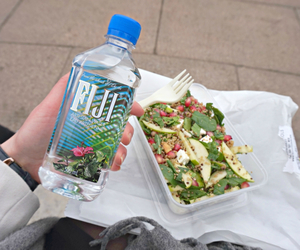 food and water image