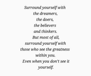 dreamers, believers, and doers image