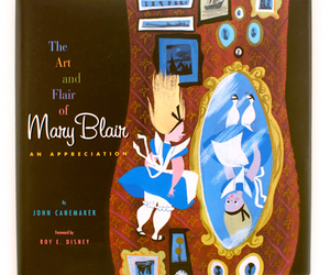 alice in wonderland and mary blair image