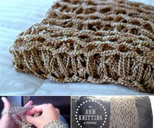crafts, diy, and knit image