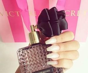 Victoria's Secret, nails, and perfume image