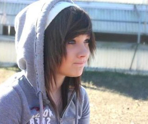 girl, cute, and beccers image