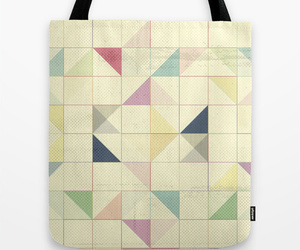 colorful, fashion, and squares image