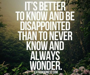 quotes, wonder, and disappointed image