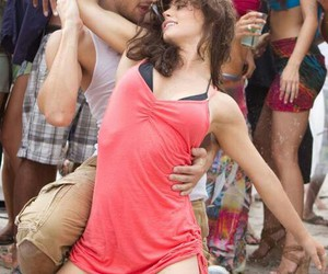 couple, dance, and party image