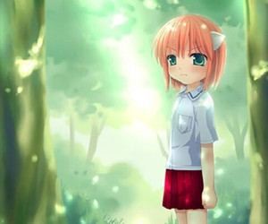 anime and elfen lied image