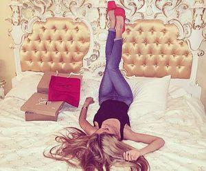 luxury, girl, and fashion image