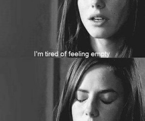 quote, sadness, and skins image