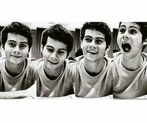 boys, teen wolf, and dylan o brien image