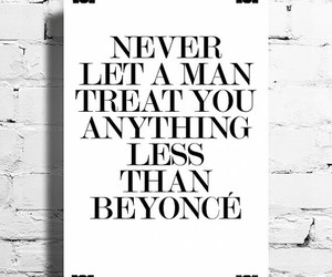 beyoncé, quote, and man image