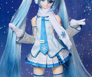 dolls, kawai, and miku image