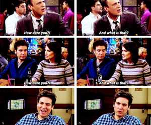 himym and how dare you image