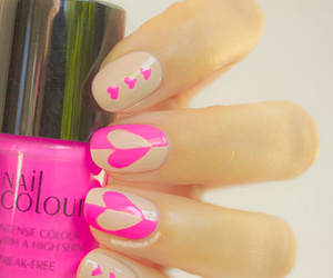 girly, manicure, and photography image