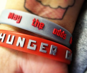 cupcake, Tattoos, and the hunger games image