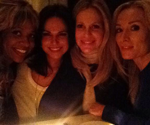 once upon a time, lana parrilla, and victoria smurfit image