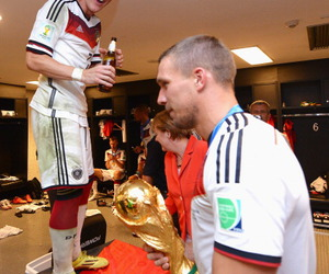 germany, football, and champion image