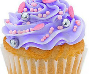 couleur, dessert, and cupcakes image