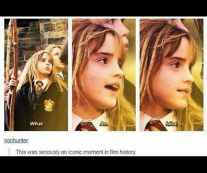 actrice, emma watson, and harry potter image
