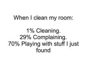 funny, true, and room image