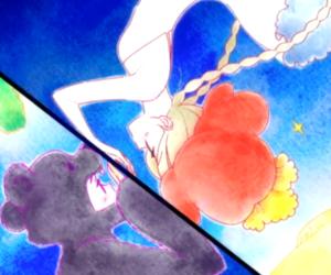 anime, story, and yuri image