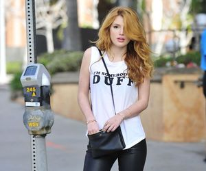 clothes, bella thorne, and Duff image