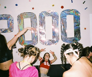 2000, party, and grunge image
