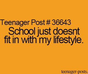 lifestyle and school image