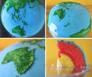 amazing, cake, and of te world image
