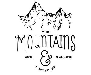mountains, quotes, and adventure image