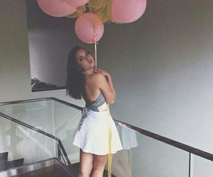 adorable, balloons, and party image