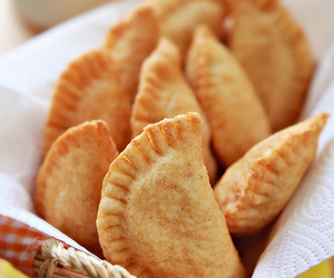 delicious, food, and empanadas image