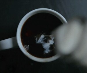 coffee, gif, and hipster image