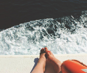 boat, happy, and life image