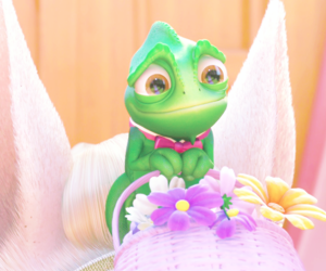 disney, pascal, and princess image