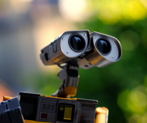 wall-e, cute, and disney image