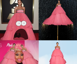 dress, grammys, and pink image
