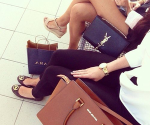 fashion, girl, and Michael Kors image