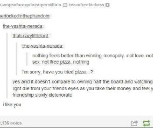 funny, monopoly, and tumblr post image