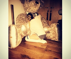 perrie edwards, little mix, and bear image