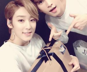 kiseop and kevin woo image