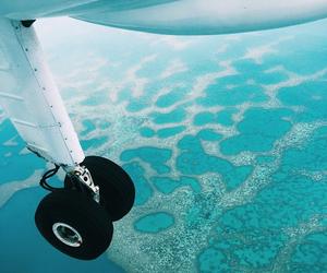 ocean, adventure, and water image