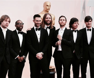 maroon 5, oscar, and Academy Awards image