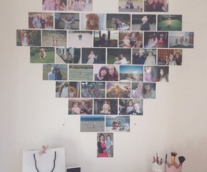 bedroom, Collage, and photo image