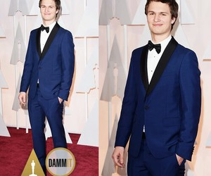 oscar and ansel elgort image