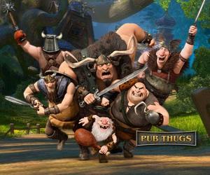 disney, thugs, and pub image