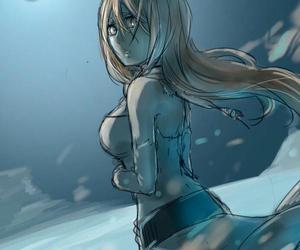 anime girl, art, and bleach image