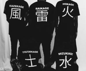 naruto, hokage, and kazekage image