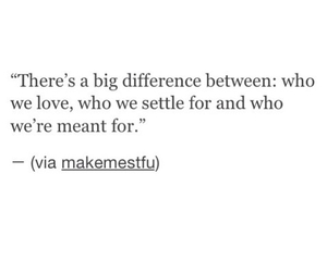quotes, big difference, and between them image