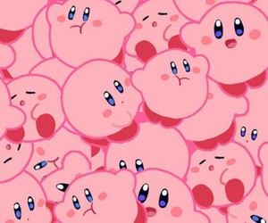 wallpaper and kirby image